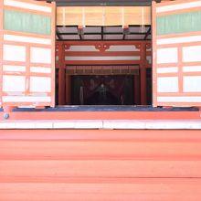 日御碕神社、日沈宮。