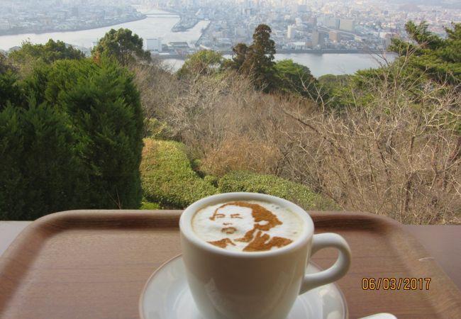 眺めのいいカフェ パ・ノ・ラ・マ