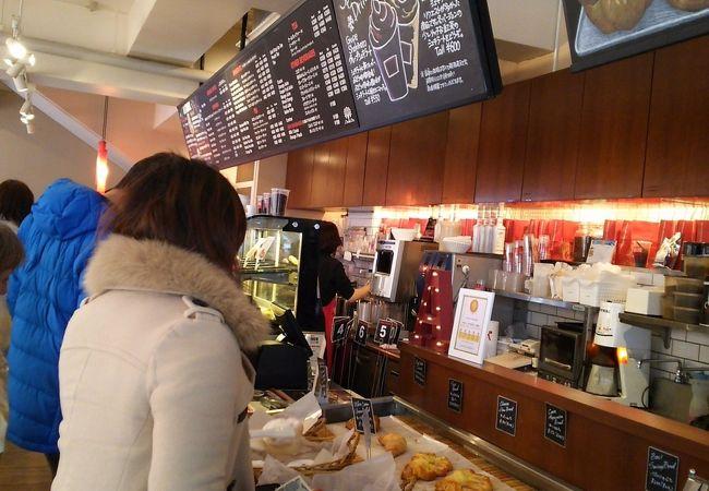 アマンダコーヒーズ 大街道店