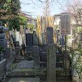 写真:美幾女墓(念速寺)