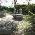 写真:本薬師寺跡