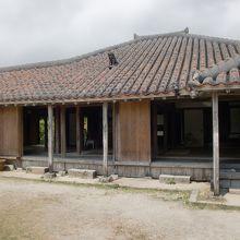 とぅばらーまをきくことができた森田邸