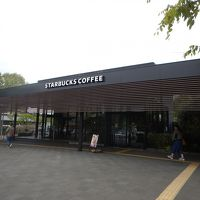 スターバックスコーヒー 友部サービスエリア(下り線)