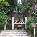 写真:安徳天皇西市御陵墓(参考地)