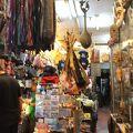 写真:メイン バザール通り (アンティークマーケット)