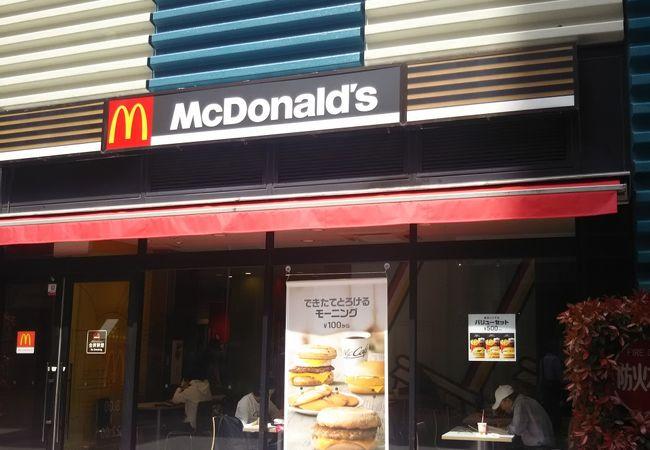 マクドナルド ららぽーと TOKYO-BAY北館店