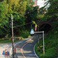 写真:成宗電車 第一 第二トンネル