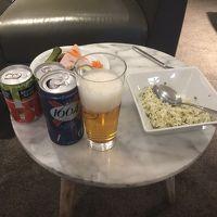 シャルルドゴール空港 スターアライアンス ビジネスクラスラウンジ