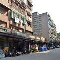 写真:瑞芳老街