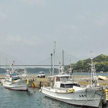 〜☆★☆「呼子港」から望めます☆★〜