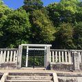 写真:天武 持統天皇陵