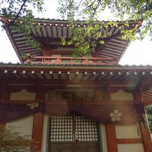 落ち着いた雰囲気のお寺