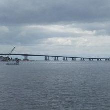 琵琶湖最長の橋