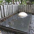 写真:生田神社 包丁塚