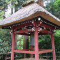 写真:塩船観音寺 旧鐘楼