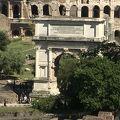 写真:ティトゥスの凱旋門