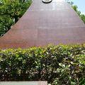 写真:平和の塔