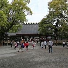 名古屋の寺の一番