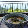 写真:比叡山峰道レストラン