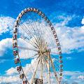 写真:コンコルド広場の大観覧車