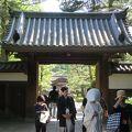 写真:三溪園 御門