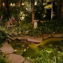 きれいなお庭