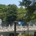 写真:彦根城 京橋