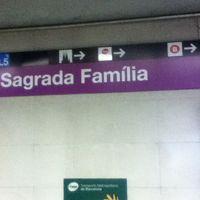 サグラダ ファミリア駅