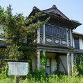 写真:旧岩井小学校校舎