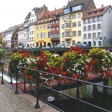 世界遺産の旧市街