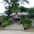 写真:旧上岡小学校