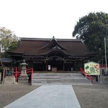 菅原道真公を祀る神社