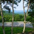 写真:黒森山展望台