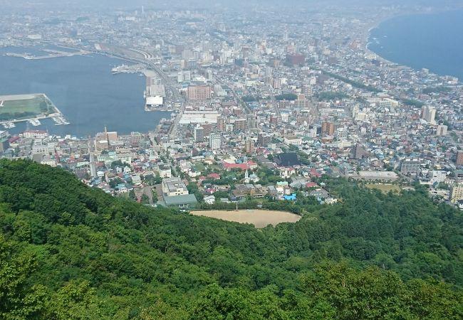 函館山ロープウェイ山頂レストランジェノバ
