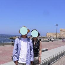 アレキサンドリアの要塞
