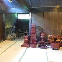 角館武家屋敷を代表する屋敷です。