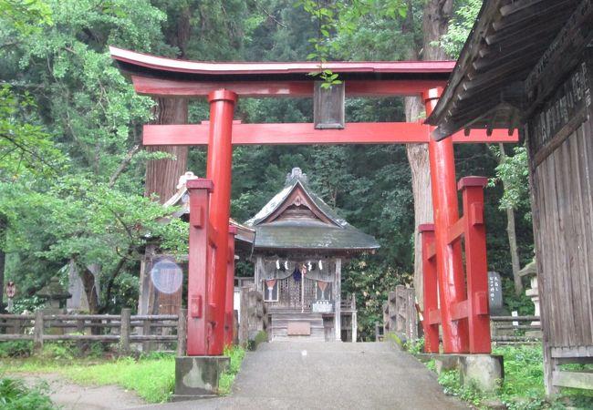 厳島神社 (会津若松)