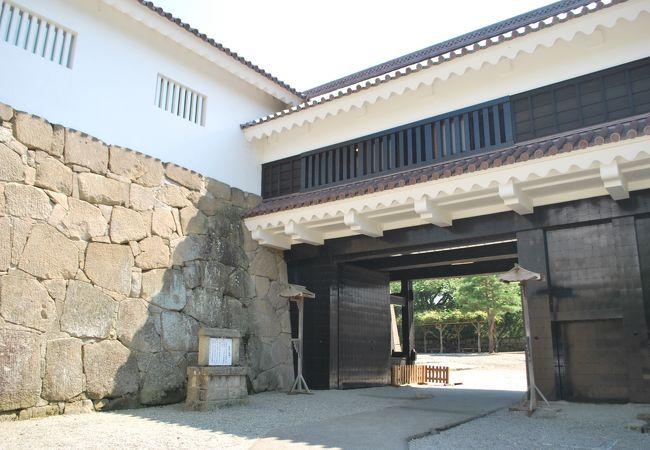 鶴ヶ城 鉄門