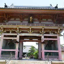 西国巡礼所第5番の『葛井寺』