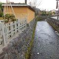 写真:大野庄用水