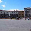 写真:サンタ マリア ノヴェッラ広場