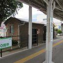 白石駅レンガの油庫