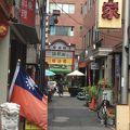 写真:香港路 (横浜中華街)