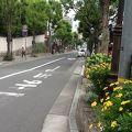 写真:北野坂