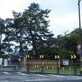 写真:観瀾亭 松島博物館