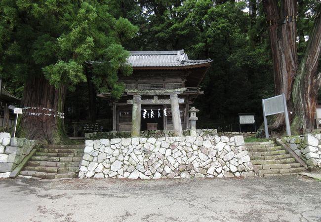 武田八幡宮