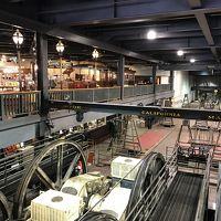 サンフランシスコ ケーブルカー博物館