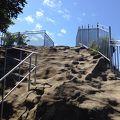 写真:鋸山日本寺展望台