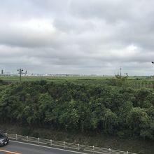 成田空港間近!さくらの山!!