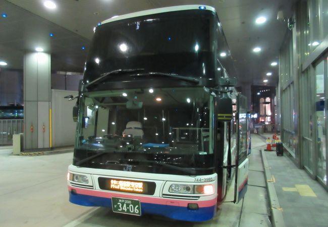 三宮バスターミナル(西日本JRバス)